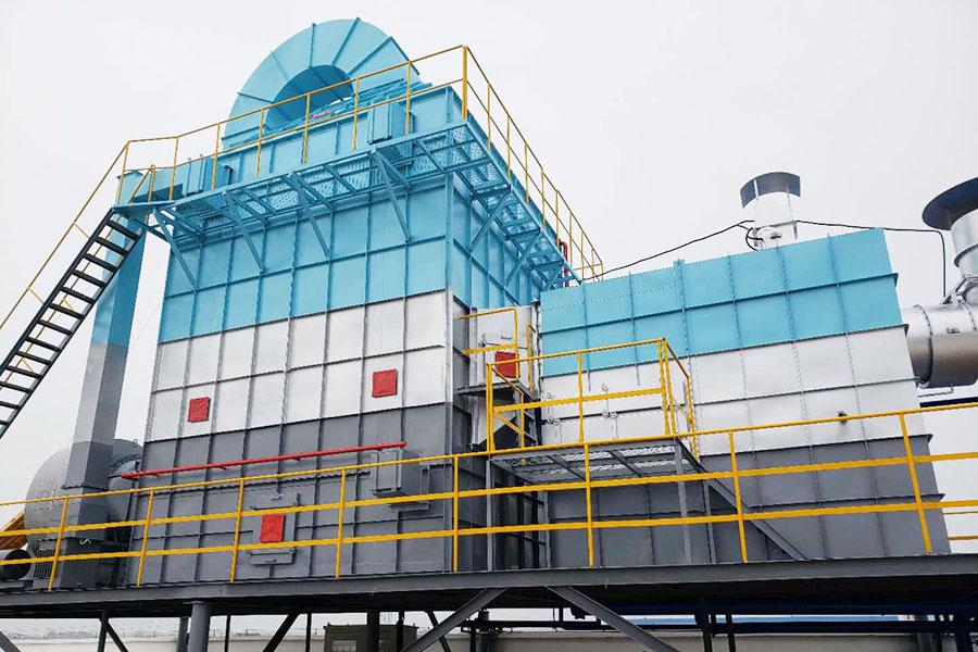 废气处理设bei厂家:为什么废气处理设bei需要定期清理